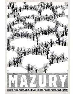 Poland - Mazury (winter)