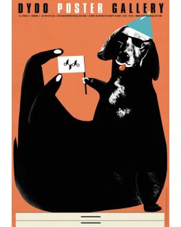 Dydo Poster Gallery (dog) / B2