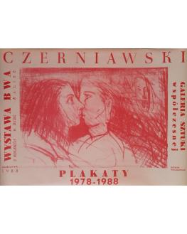 Czerniawski, posters 1978-1988