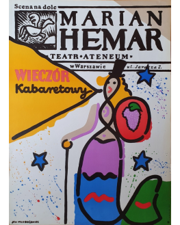 Marian Hemar, Wieczór kabaretowy