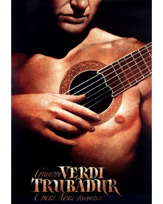 Trubadur, Verdi