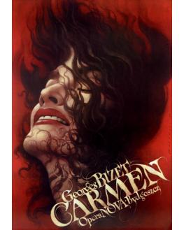 Carmen, Bizet, Walkuski