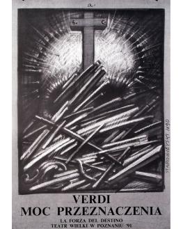 Moc przeznaczenia, Verdi, Starowieyski