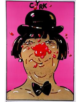 Circus (Pink Clown), Swierzy