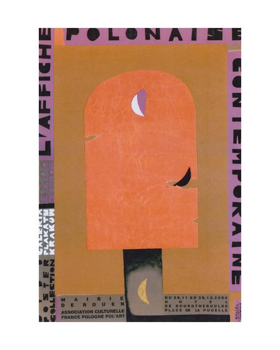 L'affiche Polonaise Cont, Expo