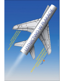 Aviation in a poster