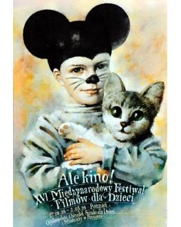 Ale Kino! XVI Festival of films for children