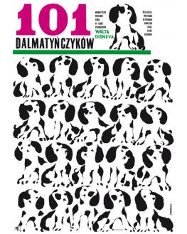 101 Dalmatyńczyków / One Hundred and One Dalmatians (reprint)