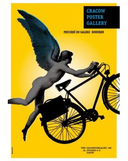 Come by bike to Poster Gallery