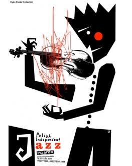 Jazz Poster Vinnytsia, Zebrowski