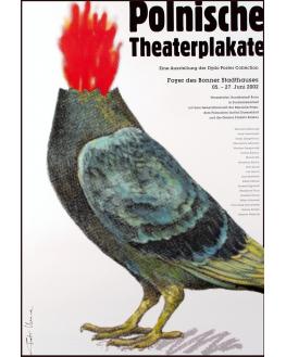 Polish Theater Poster