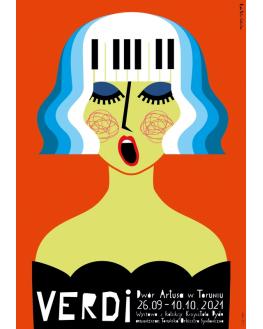 Verdi. Wystawa plakatów w Toruniu