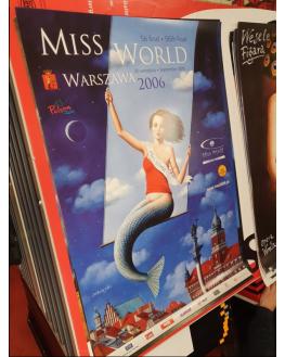 Miss World 2006, Olbiński