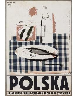 Polska - (śledź)