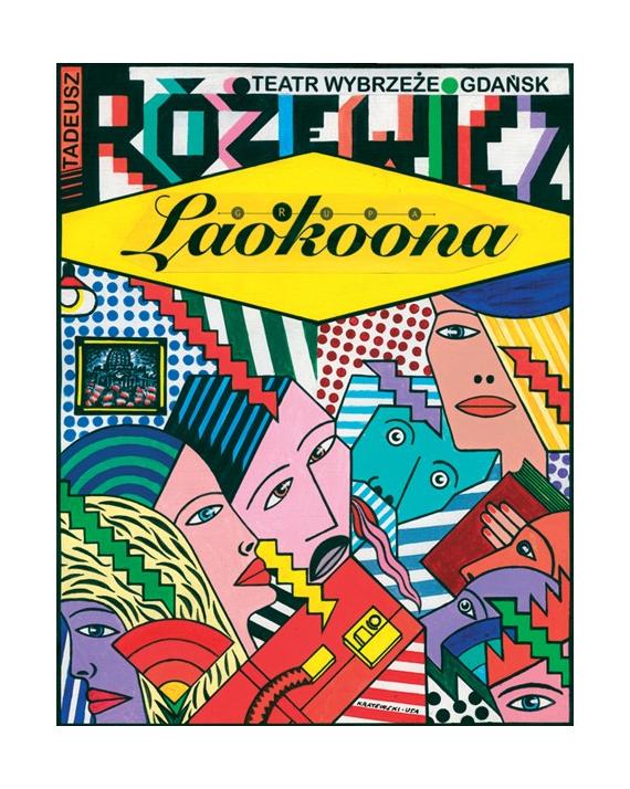 Grupa Laokona, Różewicz