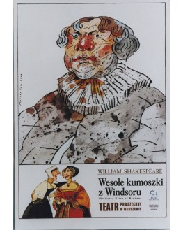 Wesołe Kumoszki Z Windsoru, Shakespeare