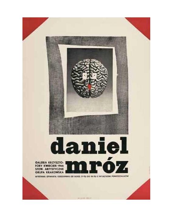 Daniel Mróz - Wystawa