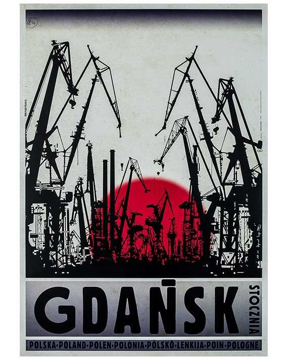 Poland - Gdańsk Stocznia