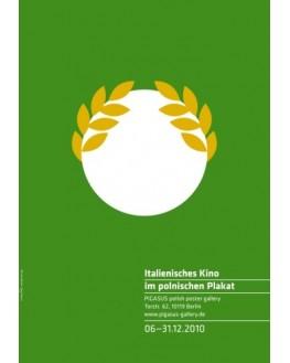 Włoskie kino w polskim plakacie