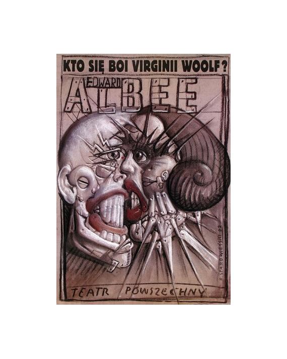 Who's Afraid Of Virginii Woolf