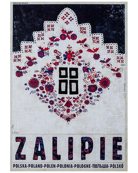 Polska - Zalipie
