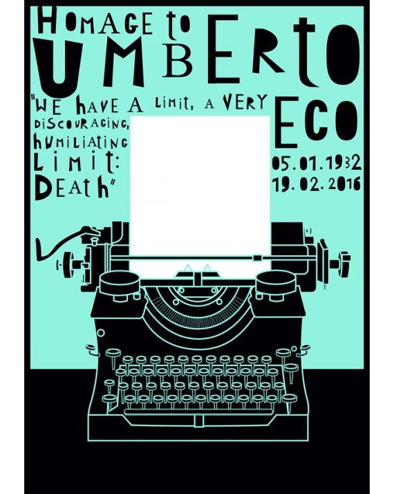 Homage to Umberto Eco