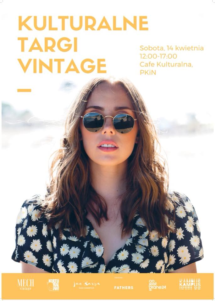 Cultural Vintage Fair vol. 3 x 14.04 in Warsaw