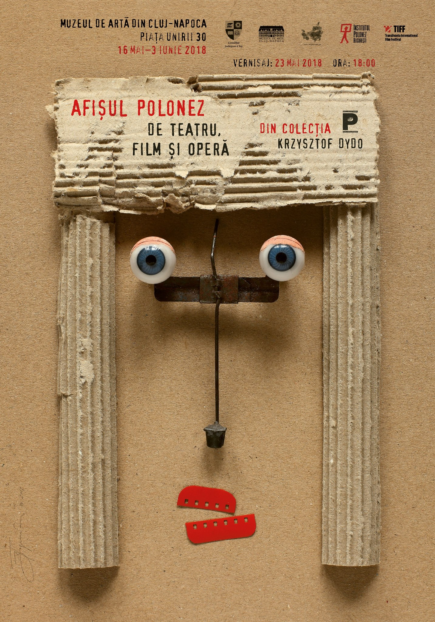 Polish Poster School in the Romanian capital of cinema