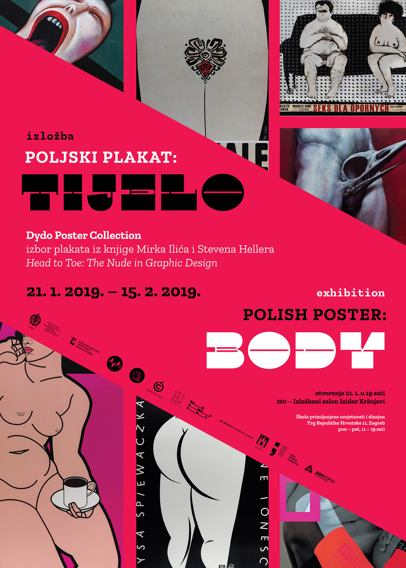 Polish Poster in Croatia: Body