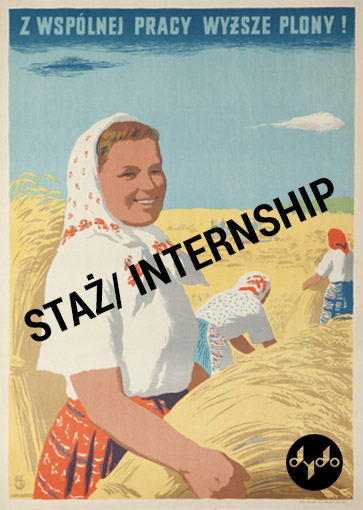 Internships in Dydo Poster Gallery